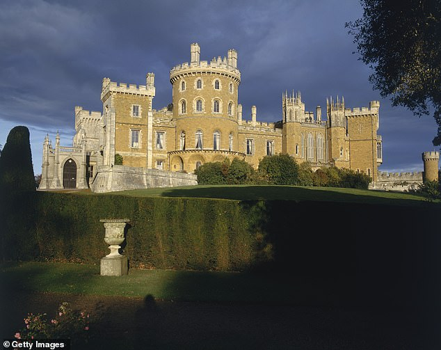 Meanwhile Lady Violet's home of Belvoir Castle also announced it would not be able to open it's Christmas market and grotto