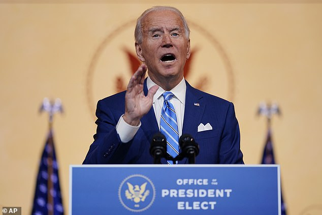 The cold hard reality is that come January 20, whether Trump wants to concede or not, and regardless of whether he turns up at the Inauguration, he will no longer be leader of the world and Joe Biden will become President of the United States