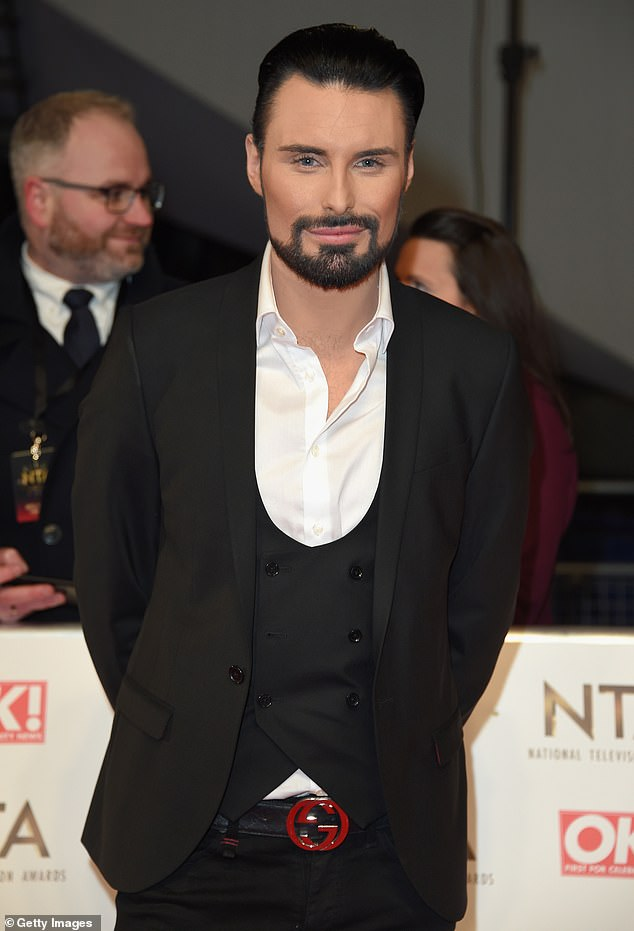 'Big Brother really changed my outlook': It's almost been a decade since Rylan launched his showbiz career – but he still never takes for granted the opportunities he's had