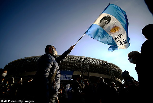 Maradona changed the perception of Neapolitans to the rest of Italy and the wider world, and his death has sent the city into mourning