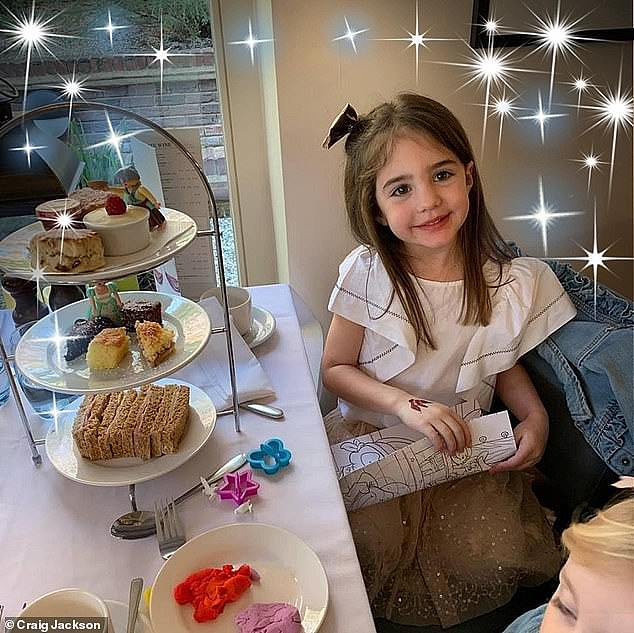 Possible treatments to help prolong Edie's life include trials being developed in Seattle and a new drug being developed in New York. Pictured, Edie