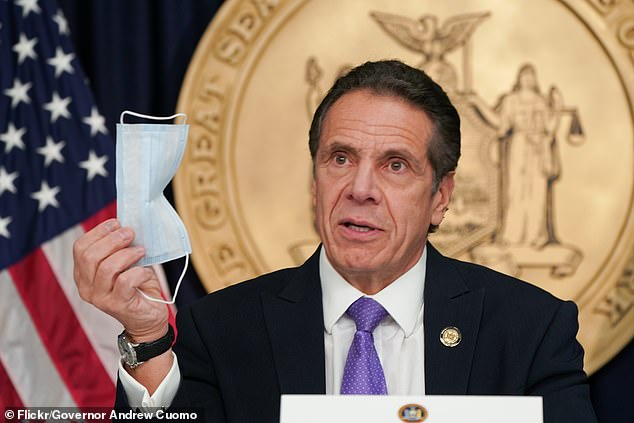 Gov. Cuomo says he is keeping a close eye on the situation unfolding in Western New York state