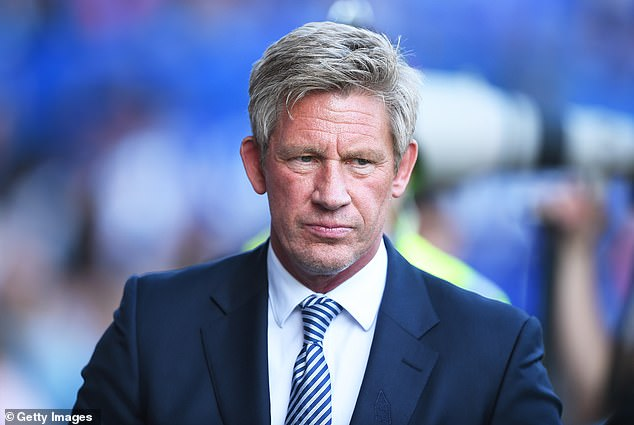 Reports suggest United are lining up Marcel Brands to take over as director of football