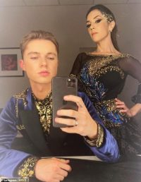 Strictly's HRVY admits he wanted to QUIT the show after struggling with the Tango