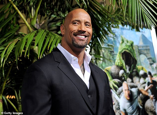 Boss: The Rock regularly tops Forbes' highest paid actors lists after climbing his way through the ranks of wrestling to become a highly-coveted star