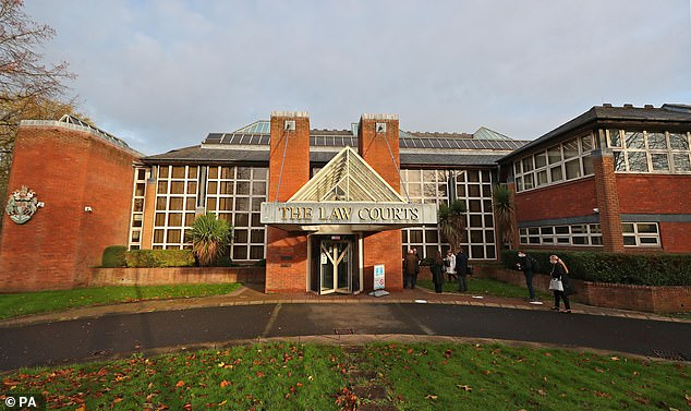 Warrington Magistrates' Court, Cheshire, whereO'Neill escaped from the dock after learning he could face more time behind bars