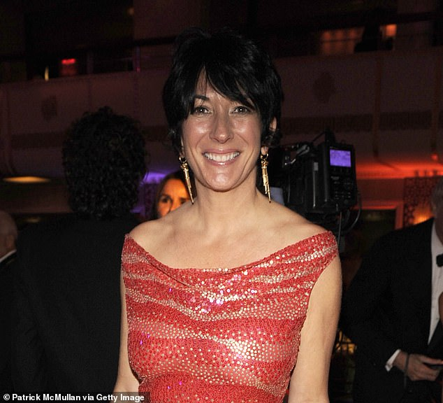 And the holiday ¿ which began on Thursday and continues all weekend ¿ will certainly not be easy for one prisoner, Ghislaine Maxwell (pictured)