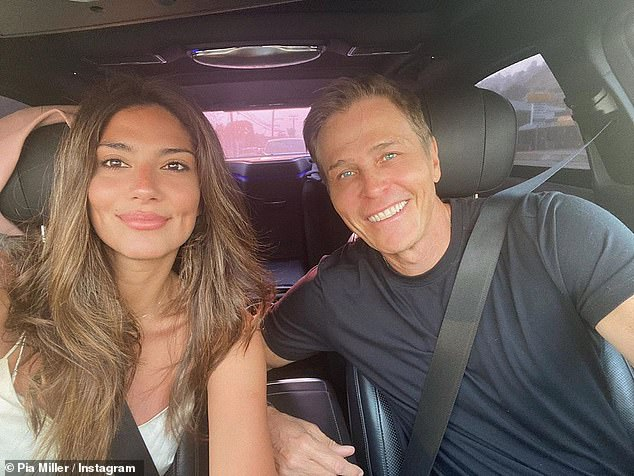 Cha-ching!Patrick, who is the CEO of Hollywood talent agency WME and worth an estimated US$440million (AU$630million), would likely have spared no expense when it came to purchasing Pia's ring