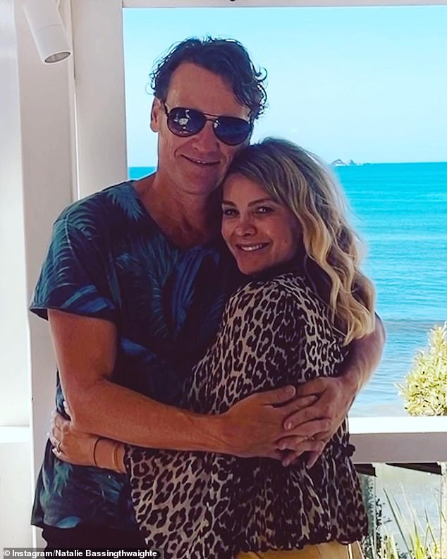 'Eventually, we bit the bullet': During an appearance on Channel Seven's The Morning Show in April, Natalie revealed how it took her 'a while' to talk her husband into the move