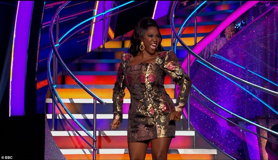 Strictly Come Dancing: Motsi Mabuse RETURNS to the judging panel after two week isolation hiatus