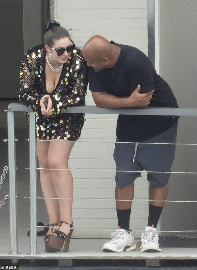 Heiress Francesca Packer gets cosy with multiple male pals as she celebrates her 26th birthday
