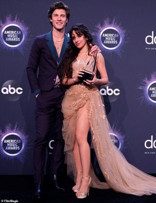 Shawn Mendes reveals how Camila Cabello's body positivity impacted him
