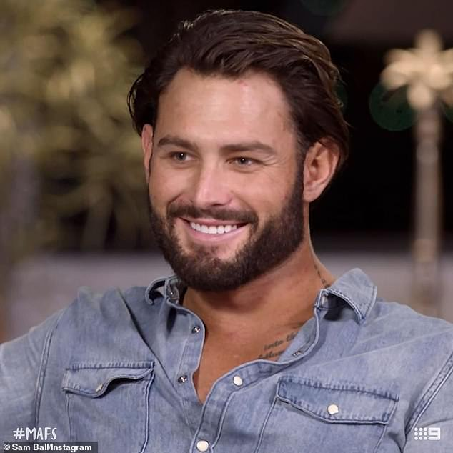 What has happened to Sam Ball? MAFS bad boy is totally unrecognisable