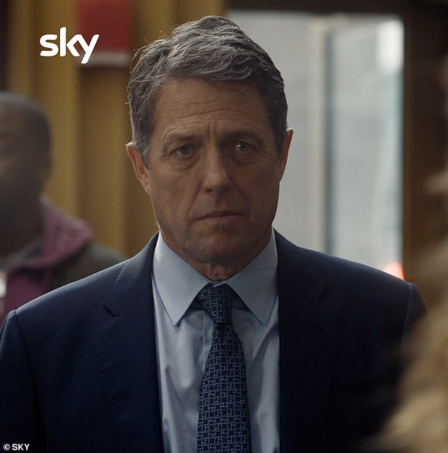 It's time! As the finale concluded in the U.S. on Sunday evening, it was finally revealed to fans who killed Elena, after Jonathan Fraser [Hugh Grant] was arrested for her murder during episode two