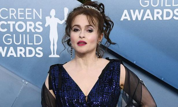 The Crown has to say it's a drama, says Helena Bonham Carter