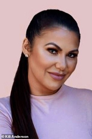 Model turned skin care entrepreneur Kili Anderson (above) and the other two women have all hired lawyer Kris LeFan to fight the subpoenas