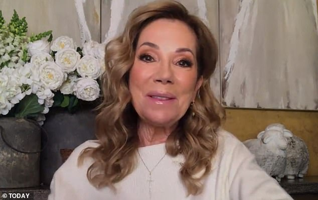 She's back! Kathie Lee Gifford, 67, called in to the Today show on Tuesday to promote her new book, It's Never Too Late: Make the Next Act of Your Life the Best Act of Your Life