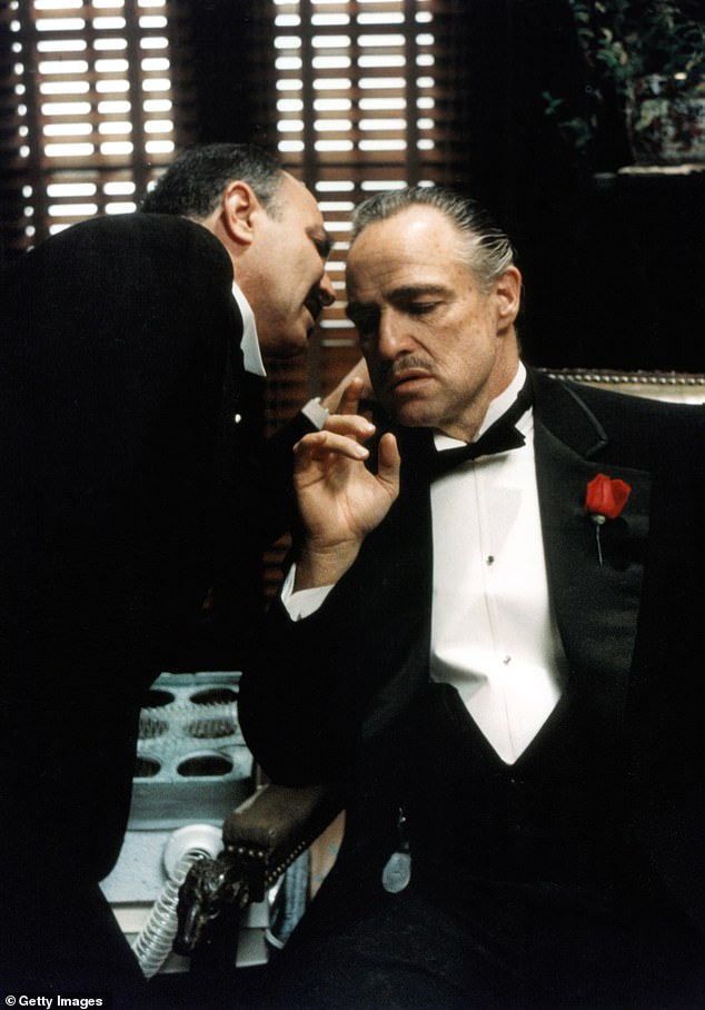 The film won three Oscars, for Best Picture, Best Adapted Screenplay and Best Actor for the late Marlon Brando, who played the titular role of Don Vito Corleone.