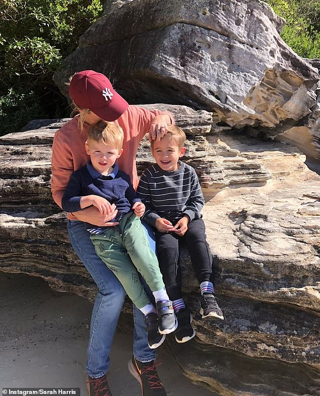 It's not easy! In an interview back in December last year, Sarah admitted that she 'couldn't handle' having two children at first and was unsure about having a third