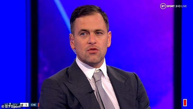Joe Cole is also backing Chelsea to go far in the competition following their victory at Sevilla