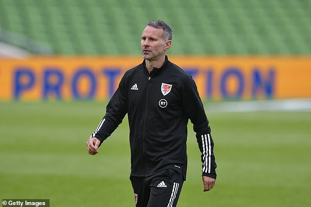 Giggs was absent for Wales' November games too after being arrested on suspicion of assault