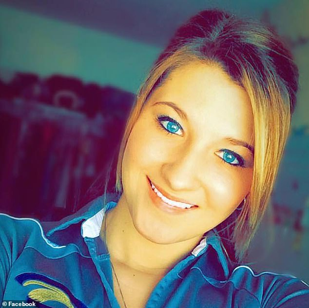 Caitlyn Marie Kaufman, 26, was an ICU nurse at St Thomas West Hospital in Nashville, where she cared for patients affected by Covid 19 during the global pandemic