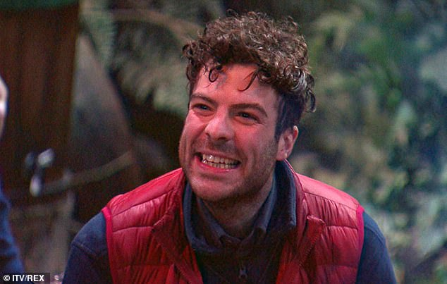 I'm A Celebrity's Jordan North reveals he wants to get his teeth fixed