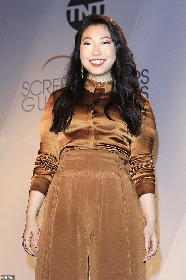 Upcoming: Awkwafina was in Australia from July through October filming for Marvel's Shang-Chi and the Legend of the Ten Rings in Sydney.  The film will be released on July 9, 2021