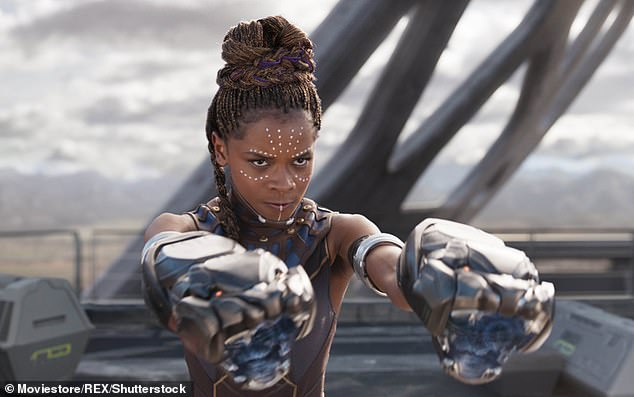 Black Panther star Letitia Wright deletes social media accounts