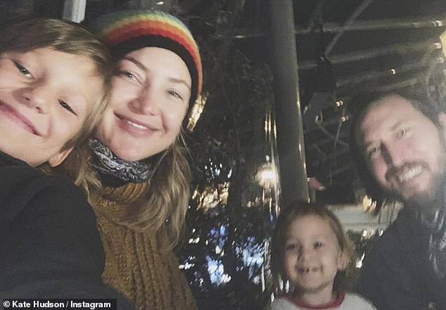 Open mind: But she also keeps an open mind with her kids: 'When it comes to your feelings or emotions... I'm very open. I give my children a lot of space to make mistakes'