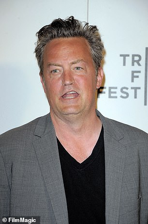 Matthew Perry used to 'guilt trip' his pregnant ex into 'scoring his crack, heroin, coke and pills'