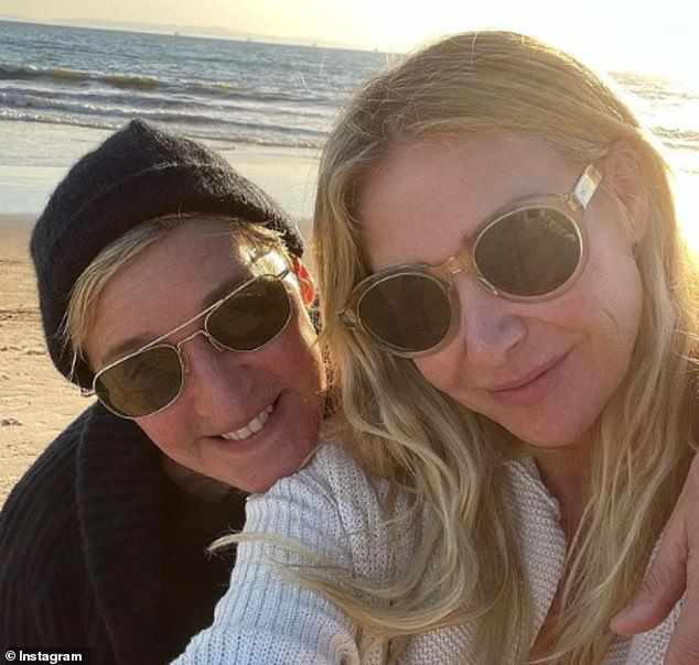 The 62-year-old comic best known for The Ellen DeGeneres Show, and her 47-year-old actress wife, are said to have bought the property from Dennis Miller, 67, the SNL comedian and political commentator, and his wife, former model Carolyn Espley-Miller, 55, in late September.