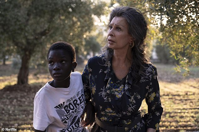 Latest project:In her new project, The Life Ahead, Sophia plays a Holocaust survivor who bonds with a 12-year-old Nigerian immigrant; seen in the film