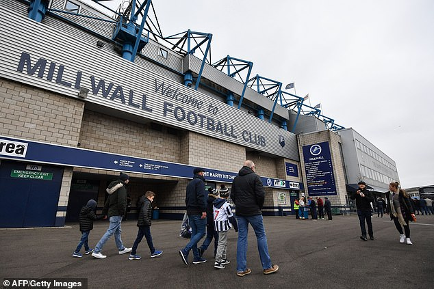 Millwall said it believes the new gesture will help unify people against forms of discrimination