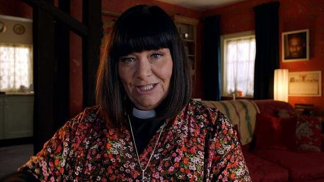 CHRISTOPHER STEVENS: It is such a pleasure to see Dawn French back as the Rev Geraldine Granger in The Vicar Of Dibley In Lockdown (BBC1)