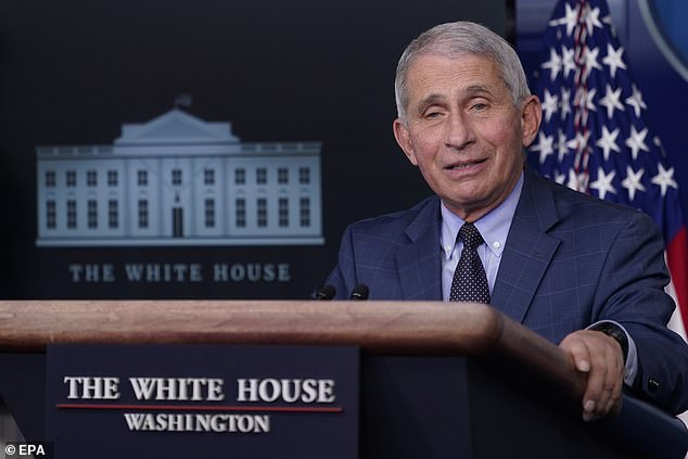 Dr Anthony Fauci, the nation's foremost infectious disease specialist, was also named a finalist for `` championing science at a time when science needed to be championed, '' according to TIME editor Edward Felsenthal.