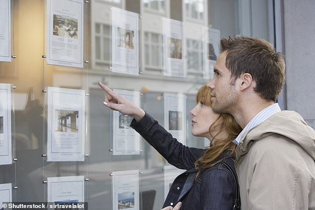 Property experts from across the UK reveal their top tips for first-time home buyers (file image)