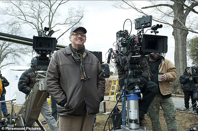 At the helm: Oscar-winning screenwriter Adam McKay (The Big Short) penned Don't Look Up and he's co-producing and directing the film (pictured in 2013)