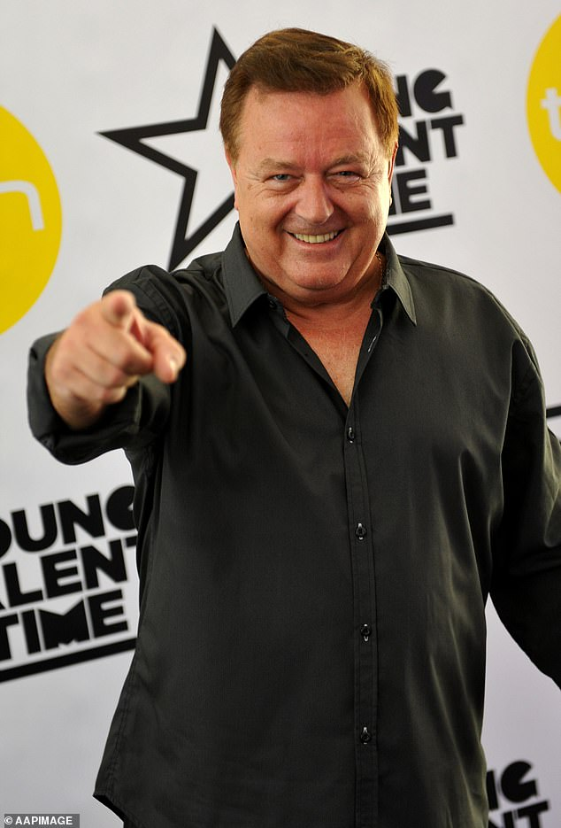 Veteran presenter:Johnny hosted Young Talent Time for the entire run of the original series from 1971 to 1988