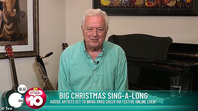 Where is Johnny Young now? The Young Talent Time host made a rare TV appearance ahead of the 50 year anniversary of the show's premiere on Friday