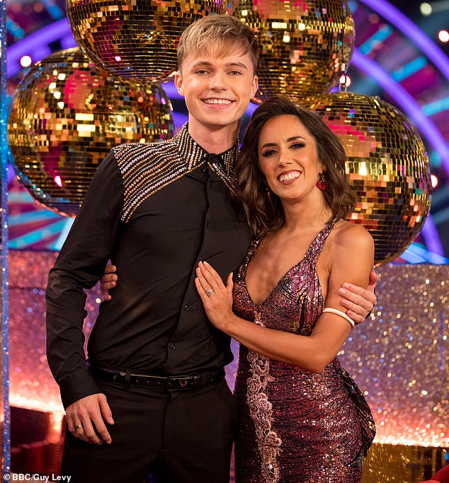 'We did breathing exercises behind the scenes': but with HRVY scoring the best, the pressure is on ¿and Janette fears her growing nerves will get the better of him
