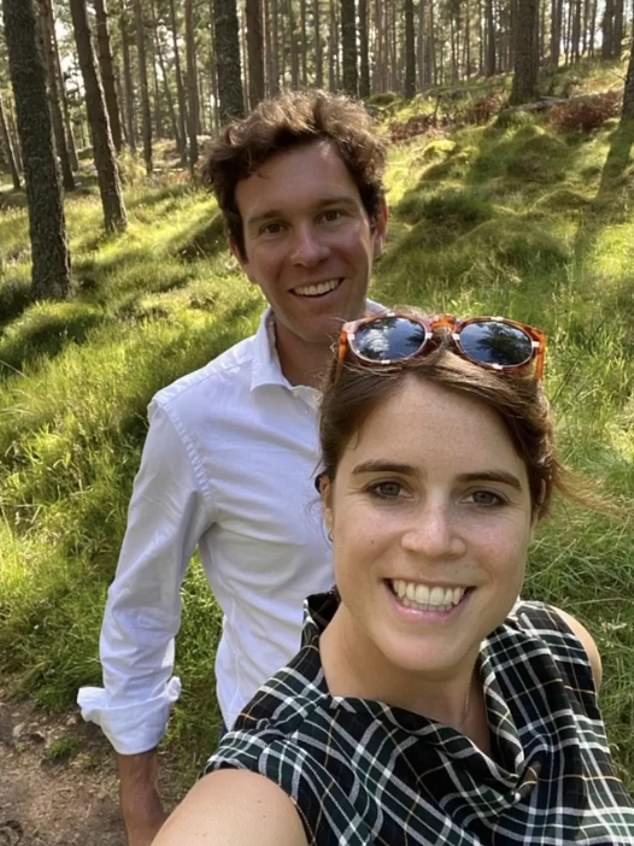 Princess Eugenie and husband Jack Brooksbank mysteriously QUIT Frogmore Cottage after just six weeks