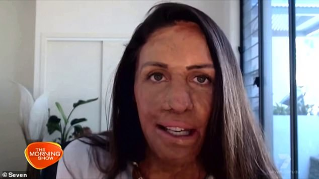 'We don't get much sleep in this household': Inspirational burns survivor Turia Pitt discusses motherhood after welcoming her second son Rahiti earlier this year