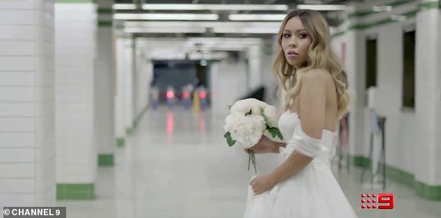 Wedding train:Married At First Sight has dropped a new trailer that showcases all of the brides and grooms set to wed on the show for the first time
