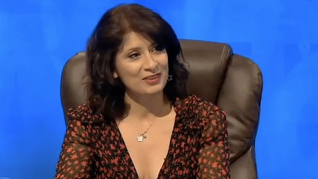 A total of 268 spots on the BBC's comedy shows were filled last month by comedians with publicly spoken, left-wing or `` awake '' opinions, such as Nish Kumar, Adam Hills and Shappi Khorsandi.