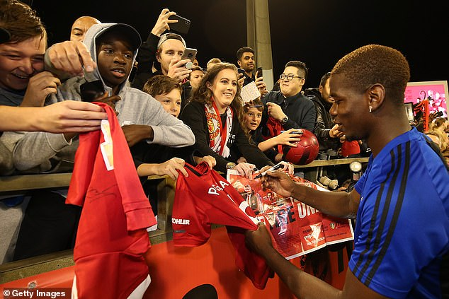 Fans initially excited about Pogba increasingly saw him become Mr. Ordinary