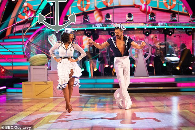 Farewell! On Sunday night, the presenter, 43, made a shock exit from the BBC1 show after her jive with dance partner Giovanni Pernice failed to impress the judges