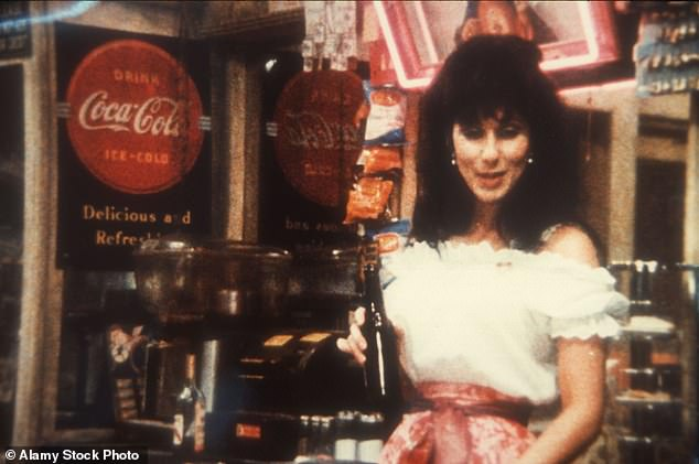 """Incident: Cher was starring in Come Back To the Five and Dime on Broadway (pictured) at the time, and said: 'He started pushing me down the alley, and he said: """"If you make a sound I'll kill you""""'"""