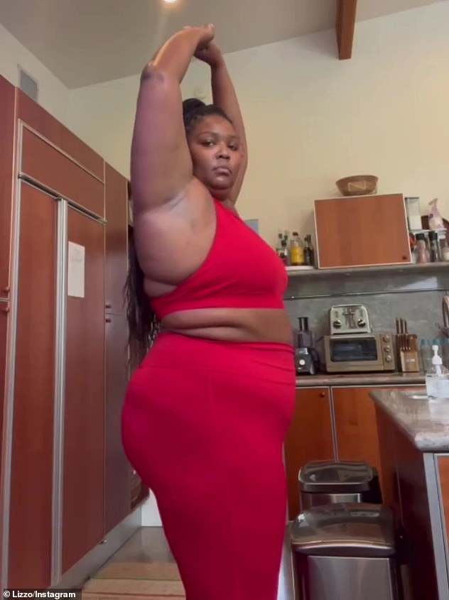 Oh no! Lizzo's fans were completely caught off guard when the singing sensation shared a few clips participating in a fad diet program