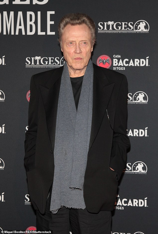 Admission: Christopher Walken has been making the press rounds for his new movie Wild Mountain Thyme, making a rather shocking admission that he has never owned a cell phone or a computer